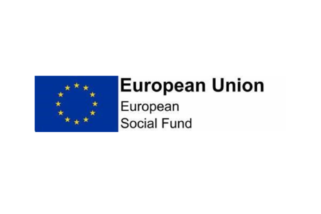European Social Fund logo.