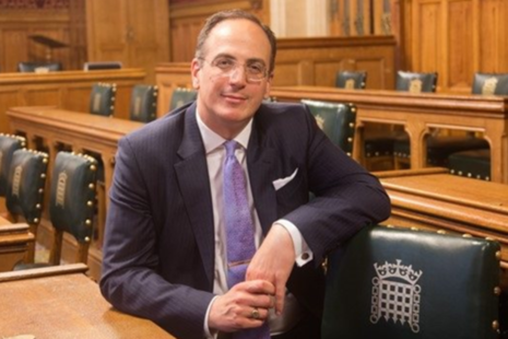 Solicitor General Michael Ellis MP