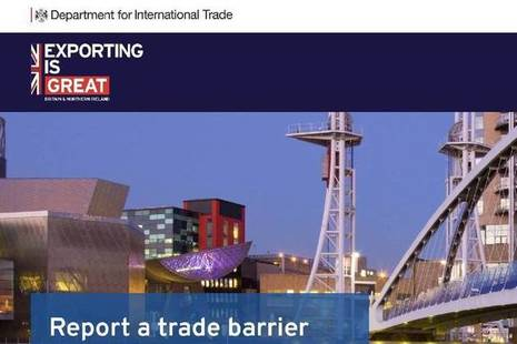 trade barrier tool