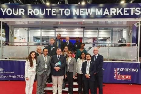 global trade delegation