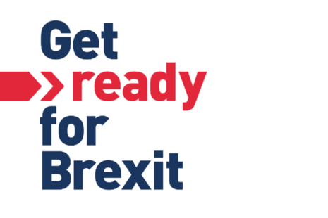 Get ready for Brexit logo
