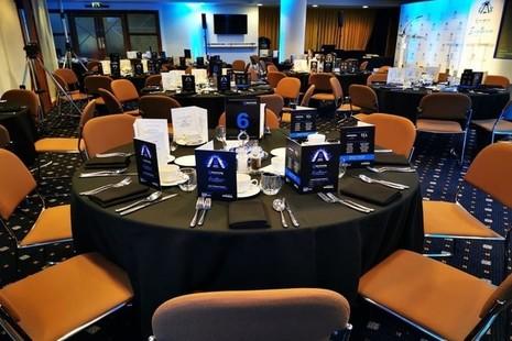 Image of the National Apprenticeship Award winners 2019 regional award event.