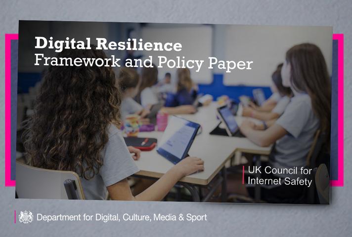 UKCIS digital resilience framework