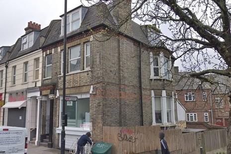Unregistered school in London