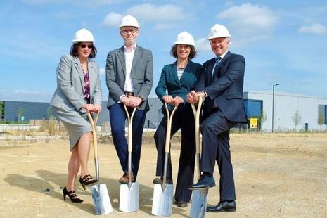New UKAEA facility to be built in Rotherham