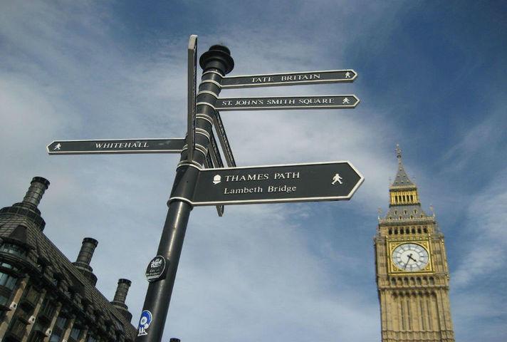 Big Ben Whitehall