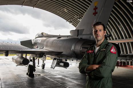 Flt Lt Mathew Stannard