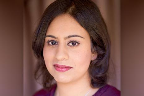 Sara Khan.