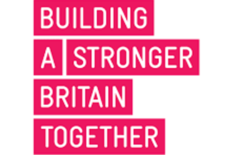 Building a Stronger Britain Together logo
