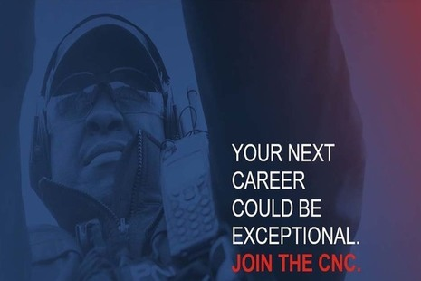 Join the CNC, visit our cnc.jobs website to find out more