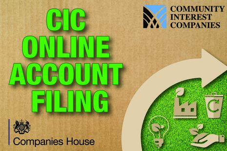 CICs online filing
