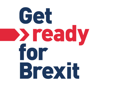 Get ready for Brexit campaign logo