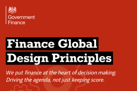 Finance Global Design Principles