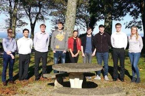 Cyber graduates at Energus