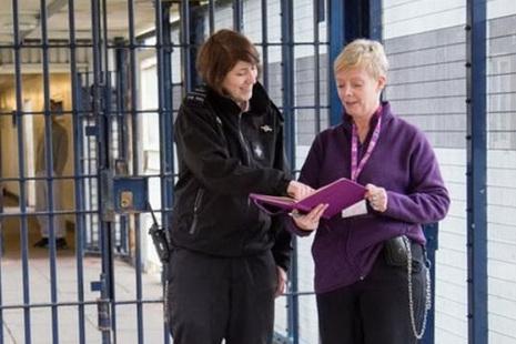Prison jobs image