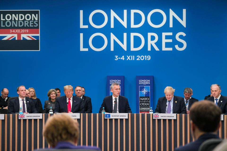 PM Statement At NATO Meeting: 4 December 2019