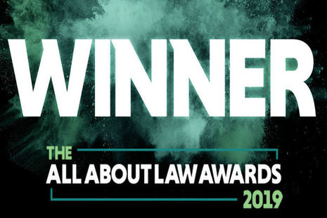 AllAboutLaw winners