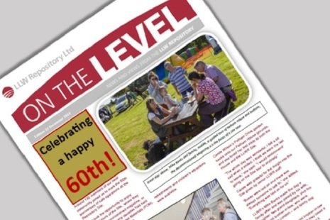 On the Level December 2019 Front Cover image