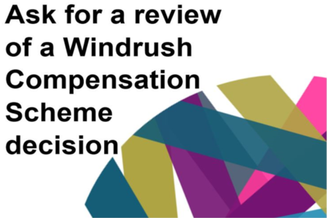 Ask for a review of a Windrush Compensation Scheme decision