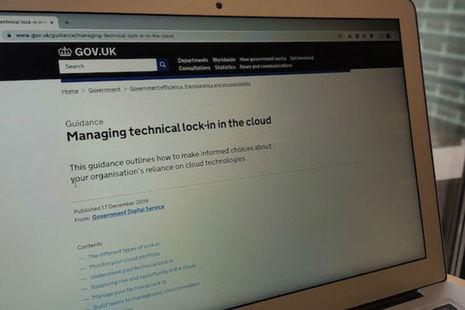 Cloud lock-in guidance