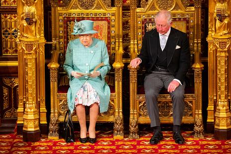 Read the story: Queen's Speech December 2019
