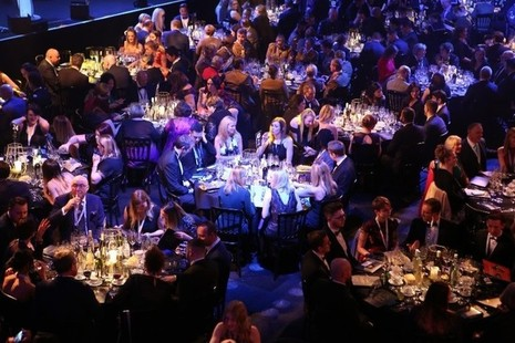 Image of the National Apprenticeship Awards 2019.