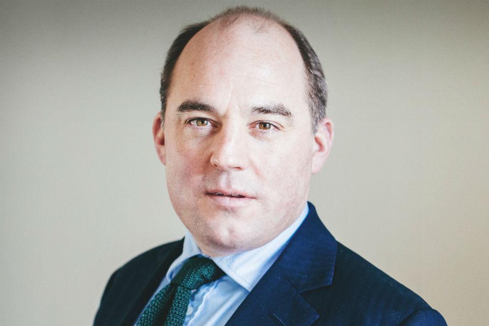 Defence Secretary, Ben Wallace