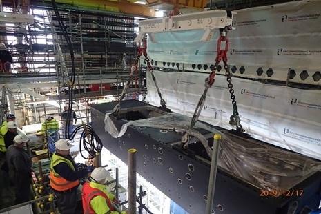 Work begins on second emptying machine at Sellafield waste silo