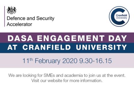 DASA Cranfield event