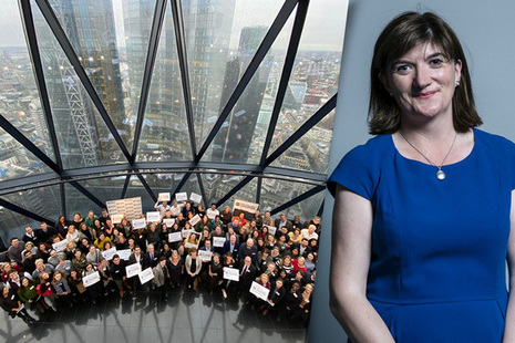 Image of Tech Talent Charter and Nicky Morgan
