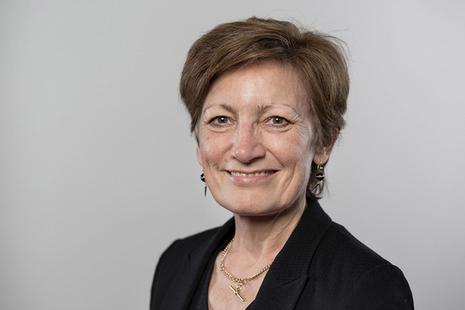 Karen Wheeler CBE