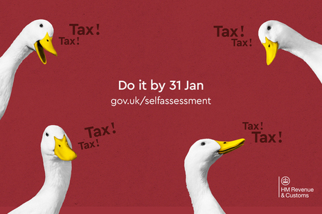 Self Assessment campaign image
