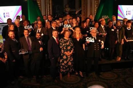 Civil Service Awards 2019 - Week of Winners