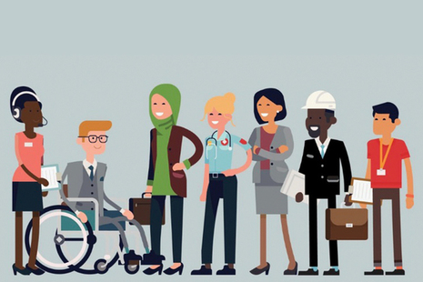 Civil Service Careers website: applying for a new role