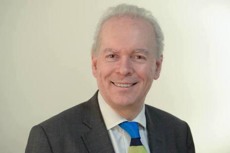 Photograph of Professor Andrew Wathey CBE