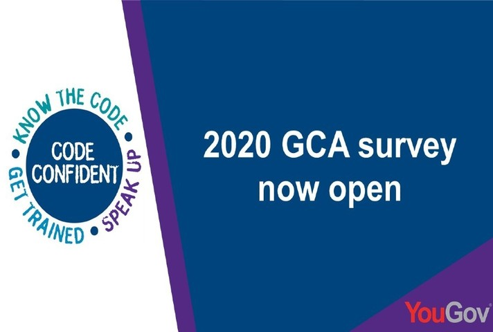 2020 GCA survey open
