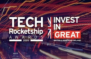 UK Tech Rocketship Awards in Taiwan