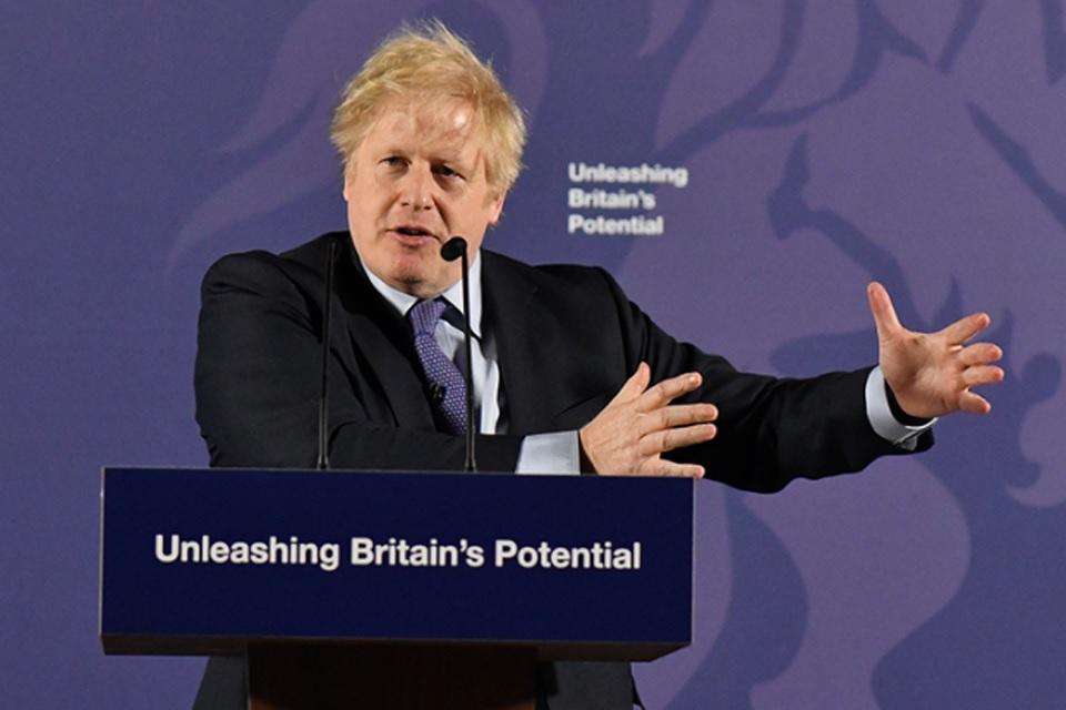 Read 'Rede des PM in Greenwich: 3. Februar 2020'
