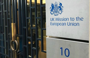UK Rep becomes UK Mission as the UK leaves the EU