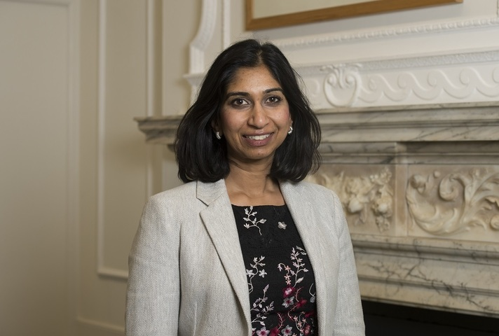 Attorney General Suella Braverman MP
