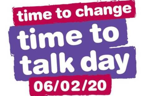 Logo of Time to Talk Day 2020