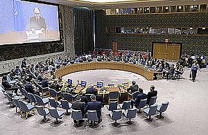 UN Security Council briefing on Syria (UN Photo)