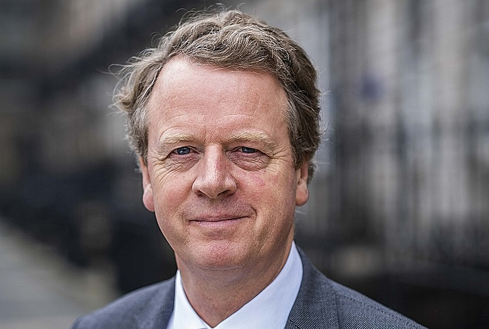 Secretary of State for Scotland, Alister Jack