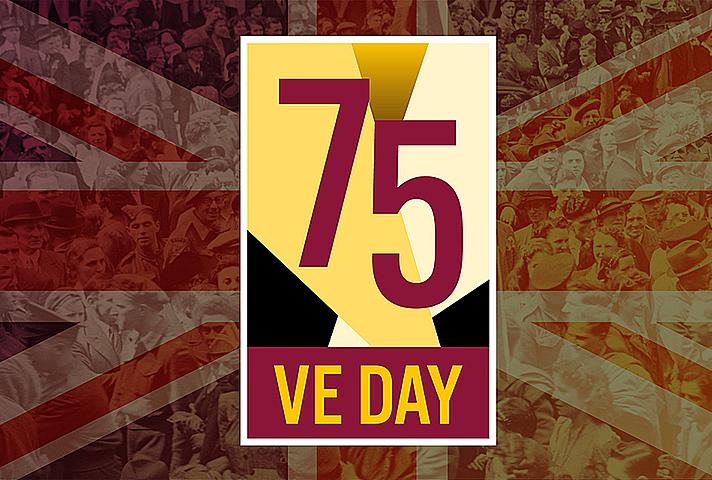VE Day image