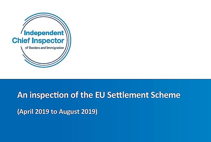 EUSS report cover