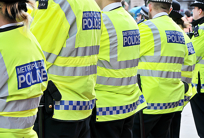 An image of police officers.