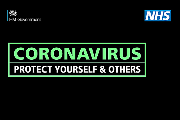 Coronavirus protect yourself and others