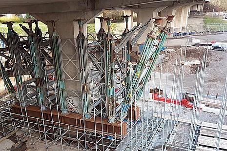 bridge support