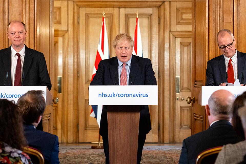 PM coronavirus press conference