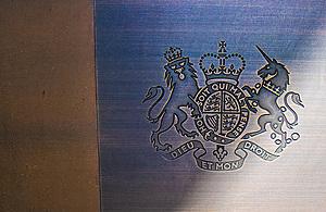 HMG crest